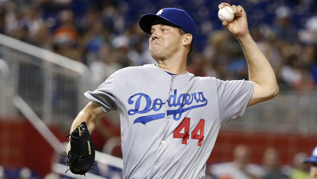 In Praise of the Rich Hill Curveball